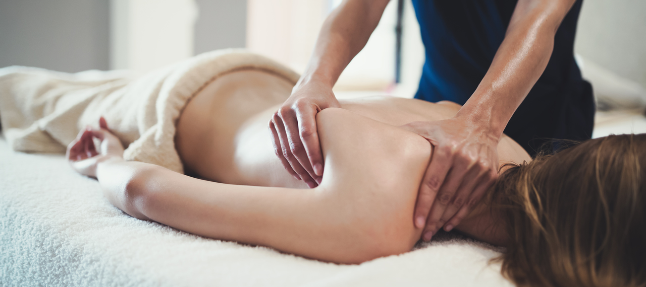 Business Executives Need Massages Too
